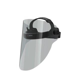 Gesichtsschutz von Optrel, protection faciale medmaxx d'optrel