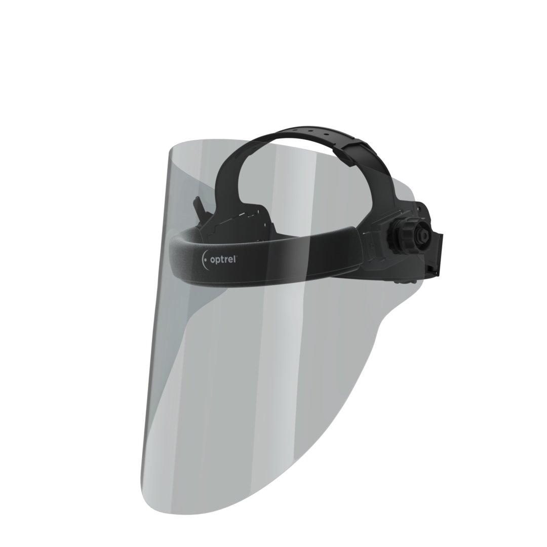 Gesichtsschutz von Optrel