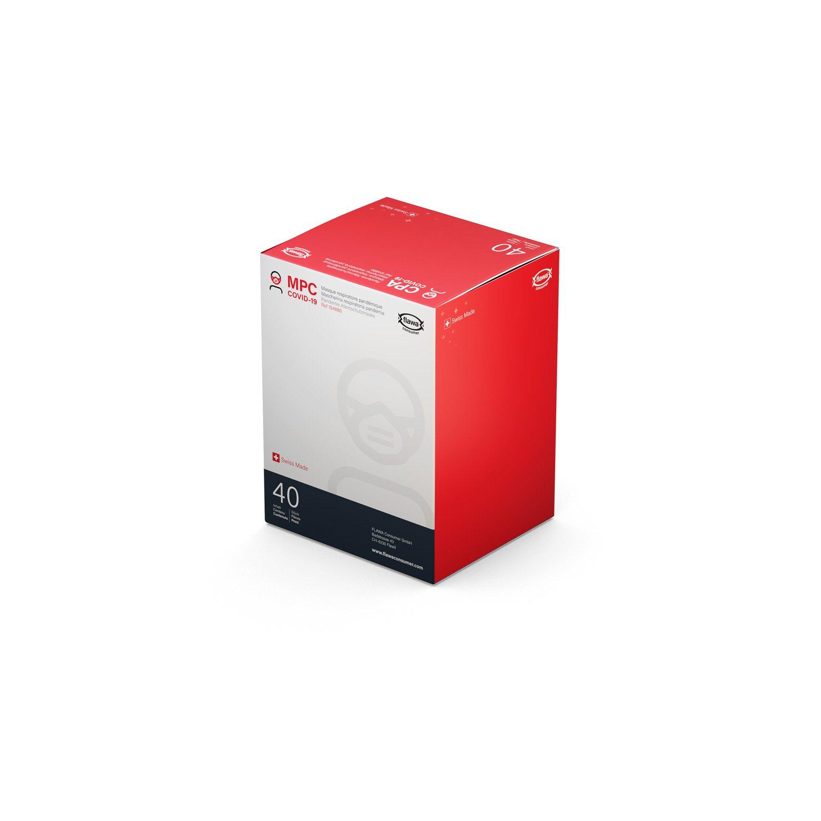CPA/COVID-19 Pandemie Atemschutzmaske Karton à 40 Stk.