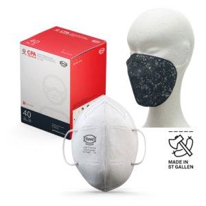 CPA 40er Pack & Stickerei-Hülle 99 CHF. CPA 40er Pack statt 129 CHF nur 74 CHF & regulärer Verkaufspreis 25 CHF für Stickerei-Hülle.